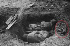 Infantry 35th  division. Battle of  st. Lo | crater in town square of st lo is used as a foxhole to provide two ...