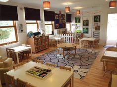 Home Page for Cottage kindergarten. Beautiful space