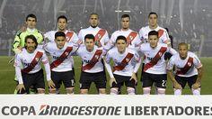 Los titulares en el partido de Ida en la Copa Libertadores- Octavos de Final contra Boca Junior