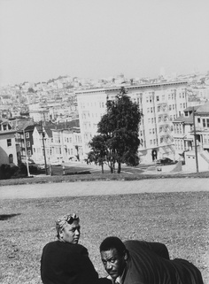 San Francisco, 1956, by Robert Frank