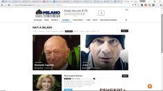 """La nostra rubrica """"Nati a Milano"""" vi piace davvero molto grazie! Ecco la pagina principale su cui trovare le persone di cui abbiamo iniziato a parlare. http://ift.tt/2cN53yy #milanodavedere Milano da Vedere"""