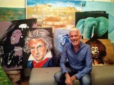 Joomla Templates, Athens, Baseball Cards, Facebook, Gallery, Artist, Painting, Painting Art, Paint