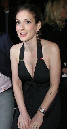 Winona Ryder - Winona Ryder at Marc Jacobs