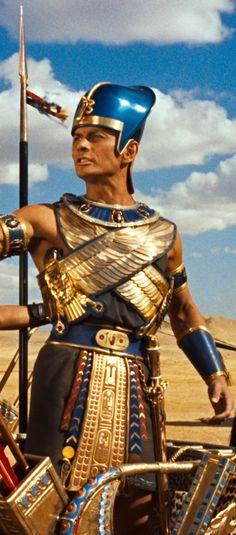 The Ten Commandments 1956 Costumes