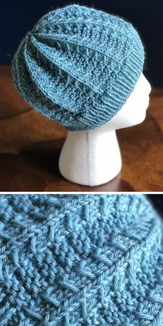 Free until June 2019 Knitting Pattern for Mountain Hiker Hat Free until June 2019 Knitting Pattern for Beanie with an interesting texture that looks like trees or mountains with a ribbed brim. Sizes from baby to adult: Preemie, Baby, Toddler, Child Baby Knitting Patterns, Crochet Pattern Free, Loom Knitting, Knitting Designs, Free Knitting, Knitting Projects, Knit Crochet, Crochet Hats