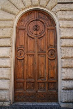 Doors Of Rome | Flickr - Photo Sharing!