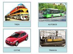Mitjans de transport