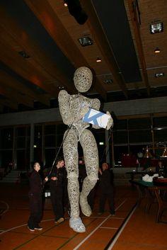 Foto Nummmer 2 von Dundu bei der Weihnachtsfeier der Firma Camlog Altatec