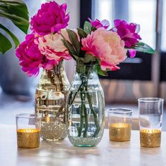 The LUSTRE vases sh