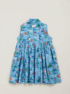 Morley Beach Print Dress