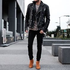 Black and brown combo! Shop this look and be inspired at styleiswhat.com #styleiswhat @gkutar