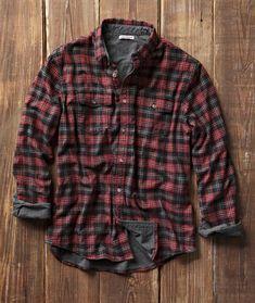 Men's Long-Sleeve Flapjack Flannel Plaid Shirt Neo Grunge, Grunge Style, Soft Grunge, Flannel Shirt Outfit, Flannel Outfits, Mens Flannel Shirt, Checked Shirt Outfit, Checked Shirts, Plaid Shirts