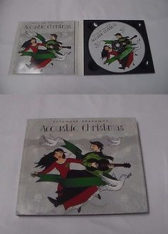 Christmas Songs And Album: Putumayo Presents Acoustic Christmas Music Cd Hem Smith Brown Kent Thieves Davis BUY IT NOW ONLY: $12.95