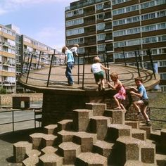 The Brutalist Playground - London Architecture Diary