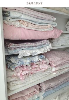 Rachel, would you do this to my linen cupboard too, please??