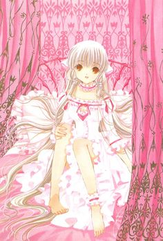 Chobits Chii | Chobits Chii : The first