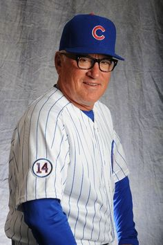 Joe Maddon #70 is the best manager in baseball