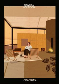 Paul Newman / Johnson. (Federico Babina) Archilife