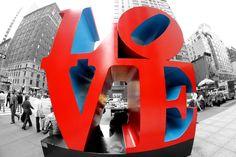 Love Sculpture - New York