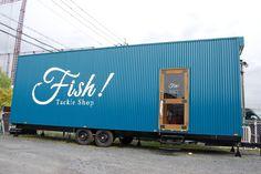 琵琶湖のムービングドリームボックス 2016年4月21日オープンされました fish! Tackle Shop 様 です 私もこの後納品に伺います よろしくお願い申し上げます