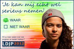 Online campagne LDJP2012 * by Alan Bredenhorst   125Procent