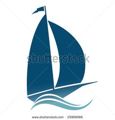 sailboat silhouette - Google Search