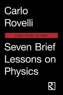 Seven brief lessons on physics - Search UW-Madison Libraries
