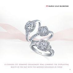 Maple Leaf Dimamonds | Anstett Jewellers