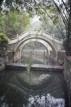 Guilin Bridge, China
