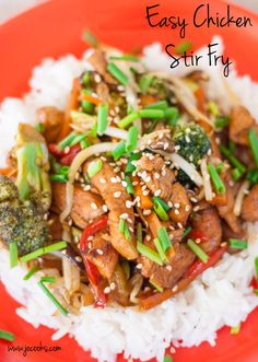 ... stir fry easy chicken stir fry that s perfect for any night
