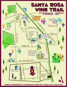 Eat, Sip and Be Merry on the Santa Rosa Wine Trail