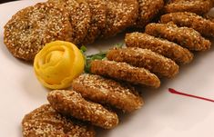 Arabic Food Recipes: Falafel Recipe - How to Make Falafel