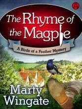 Kobo | The Rhyme Of The Magpie by Marty Wingate (The Birds Of A Feather Mysteries)