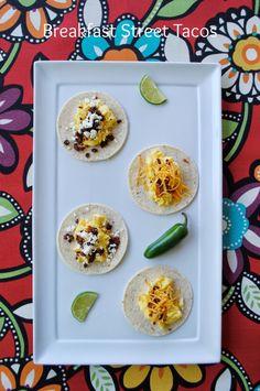 "Jac o' lyn Murphy: Breakfast Tacos…Easy ""Street"" for Cinco de Mayo"