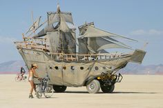 Burning Man ... the ultimate ... everything ....