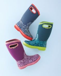 While I'm at it, this year's BOGS rock: BOGS® Pull-On Waterproof Boot, Sizes 07-6