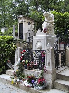 Cimetière Père Lachaise - Chopin
