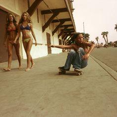 riscoperti gli scatti della scena skate hollywoodiana anni '70