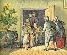 christmas tree illustration 1940 - Google Search
