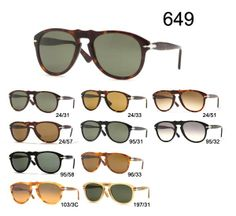 #summer means its time to do some #sunglasses shopping. Here are some classics from #persol
