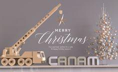 Canam Christmas Card