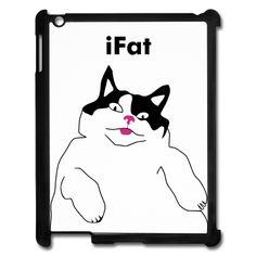 iFat - iPad 2/3 cover. Fat Cat Kombi