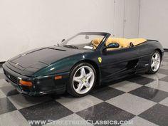1998 Ferrari F355 Convertible