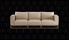 Daytona arredamento contemporaneo moderno di lusso per la zona living e divani, poltrone e consolle art déco stile anni 30
