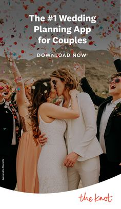 The Knot Wedding Planner app makes planning on the go quick, fun and best of all, stress-free! Fall Wedding, Rustic Wedding, Our Wedding, Dream Wedding, Perfect Wedding, Cute Wedding Ideas, Wedding Games, Wedding Inspiration, Wedding Planning Tips