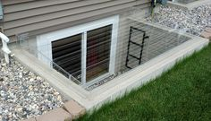 Acrylic Egress Window Well Covers - Custom Plastics, Fargo ND basement window well covers - Basement Basement Window Coverings, Basement Windows, House Windows, Egress Window Well Covers, Basement Window Well Covers, Toulouse, Diy Design, Rubbermaid Shed, Shed Homes