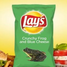 """Lay's 'Do Us a Flavor' Campaign Lets People Create Their Own Flavors, And It Goes Exactly as Expected - Funny memes that """"GET IT"""" and want you to too. Get the latest funniest memes and keep up what is going on in the meme-o-sphere. Lays Chips Flavors, Pop Tart Flavors, Oreo Flavors, Lays Potato Chip Flavors, Funny Food Memes, Food Humor, Weird Food, Fake Food, Lays Potato Chips"""