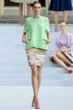Marina Hoermanseder Berlin Spring 2016 Fashion Show
