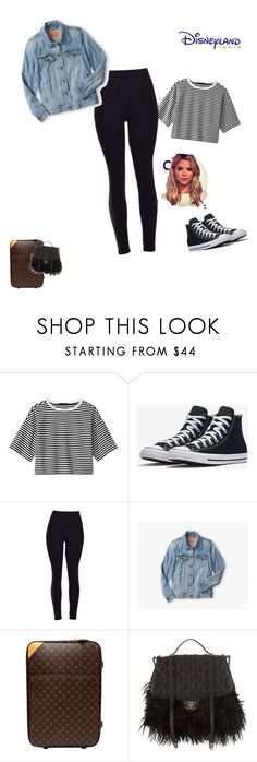 """""""ughhh i don't wanna be here"""" by maryjsullivan ❤ liked on Polyvore featuring TIBI, Louis Vuitton and Chanel"""