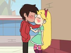 Starco / Star and Marco - Not Just Friends (reference)